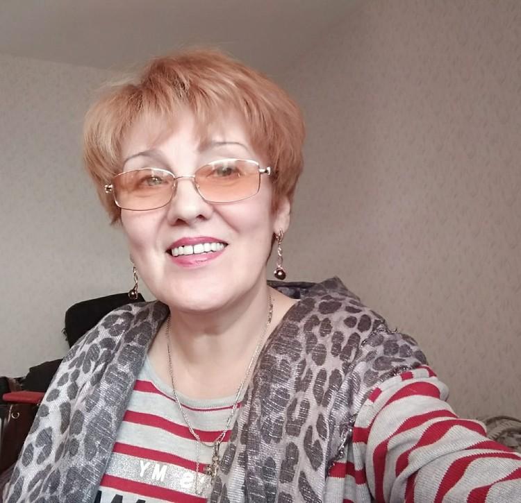 Наталья Хайдарова