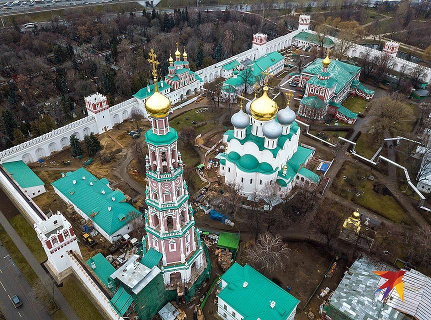 Ансамбль Новодевичьего монастыря входит в наследие ЮНЕСКО Фото: Михаил ФРОЛОВ