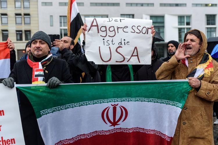 Удары по военной базе стали ответом на убийство иранского генерала Касема Сулеймани