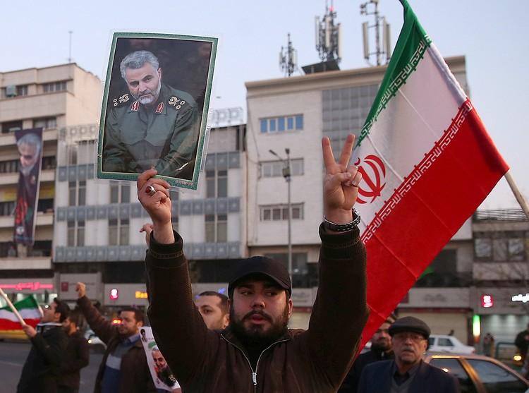 Иран был шокирован убийством генерала Сулеймани.