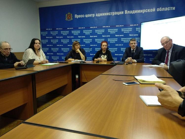 Елена Андреева, Татьяна Клименко, Альберт Скворцов, Виктор Придыбайло
