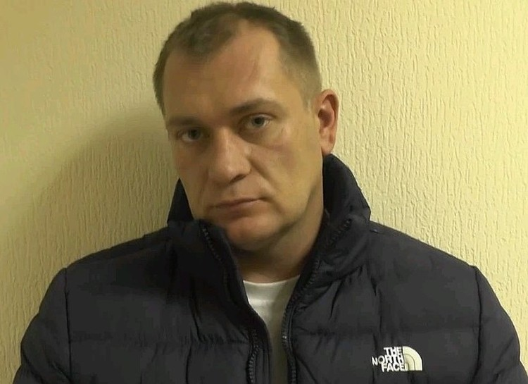 Николая Сурнакова взяли на квартире у родственников.