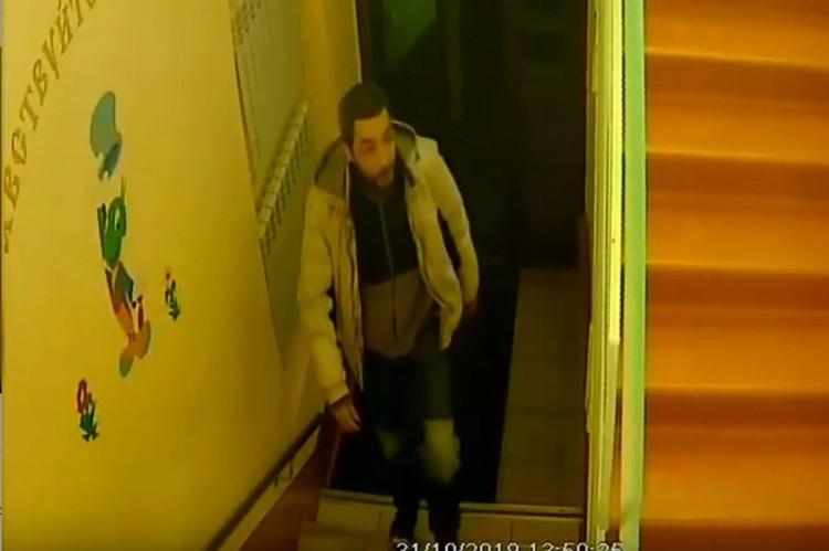 Преступника в дверях детсада никто не встретил Фото: СКР