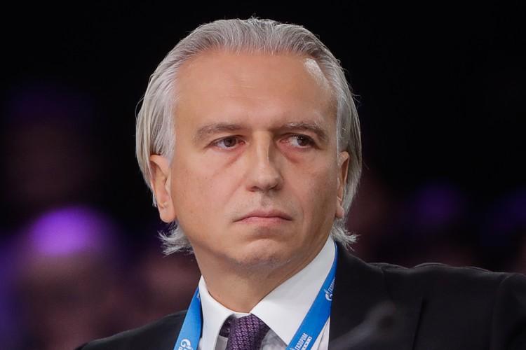 Александр Дюков. Фото Михаил Метцель/ТАСС