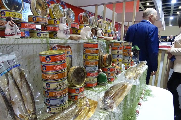 Вкуснейшие рыбные консервы с Ямала тоже запретили продавать