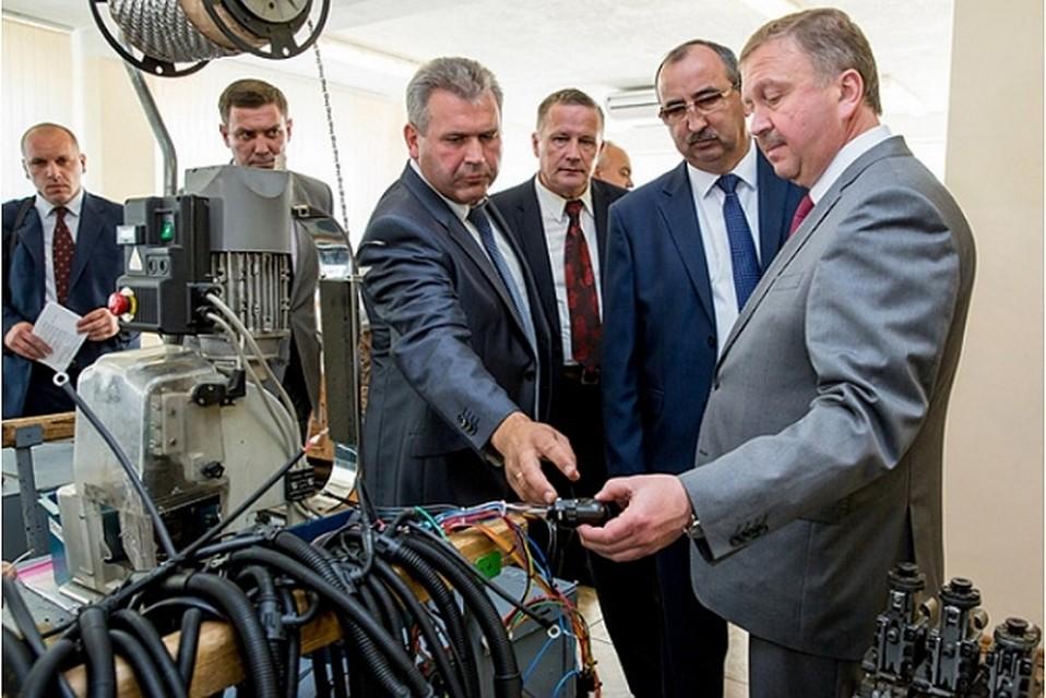 Успехи Виктора Калиха замечали на правительственном уровне. Фото: government.by
