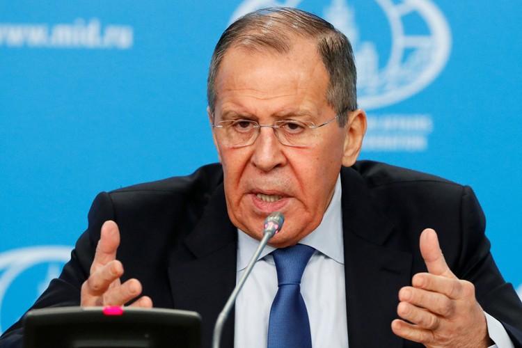Сергей Лавров — настоящий внешнеполитический патриарх