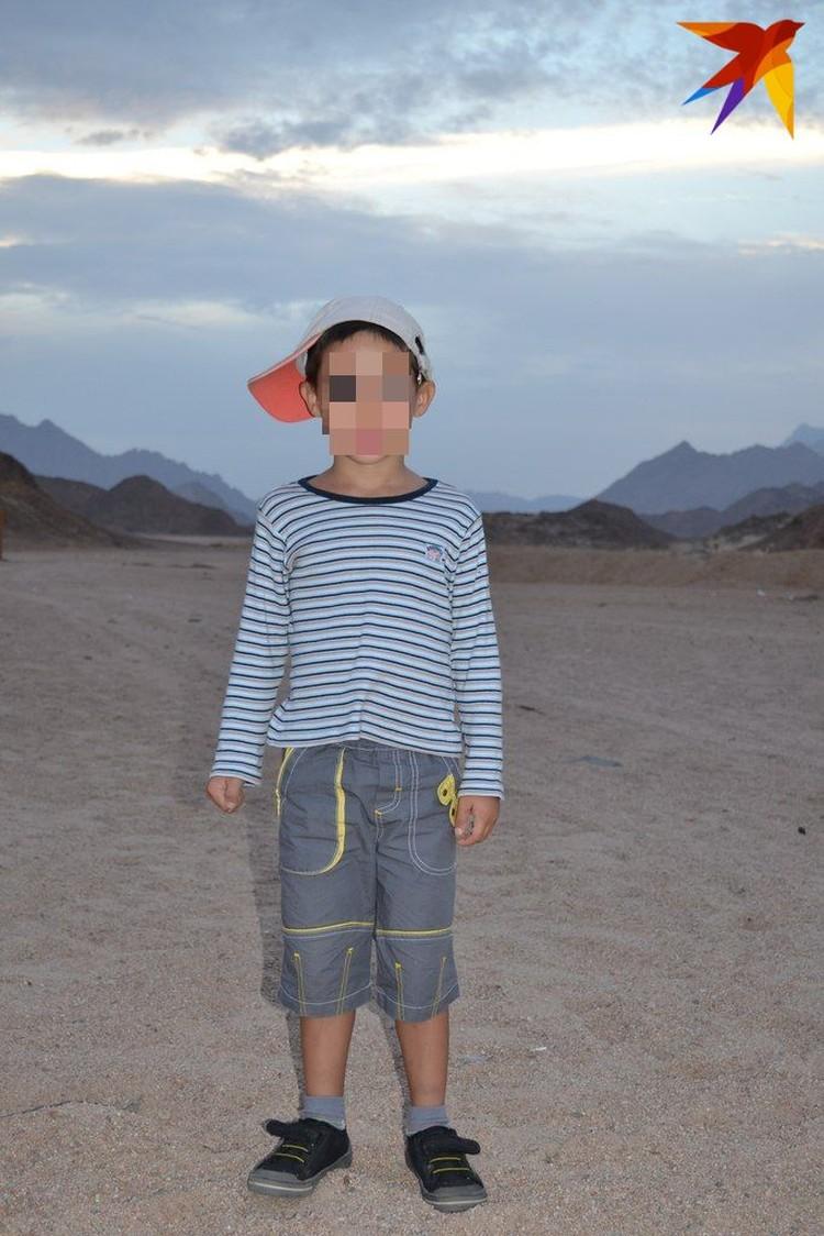 На странице мальчика была лишь одна фотография, датированная 2016 годом. Фото:СОЦСЕТИ
