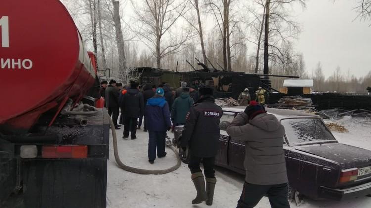 фото: ГУ МЧС по Томской области