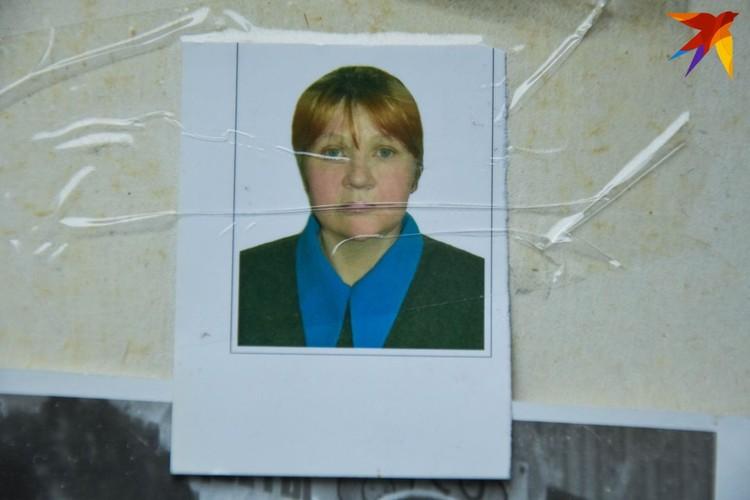 Единственная фотография Ларисы в фотоальбоме ее матери.