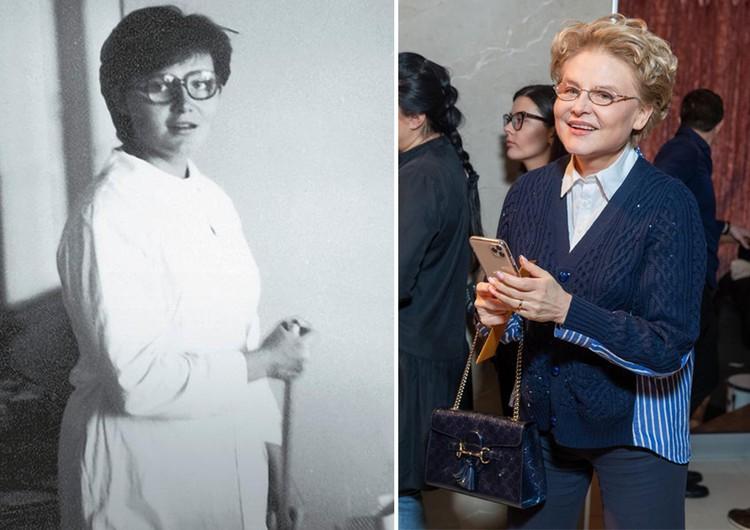 Ведущая программ «Жить здорово!» и «Здоровье» Елена Малышева с годами стала более интересной дамой: похудела и нашла свой стиль