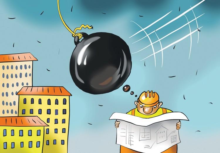 Что делать с элитным жильем, построенным с нарушением правил?