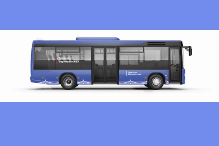 Автобус «ЛиАЗ-4292» рассчитан на перевозку 68-82 человек. Графика: ПТО