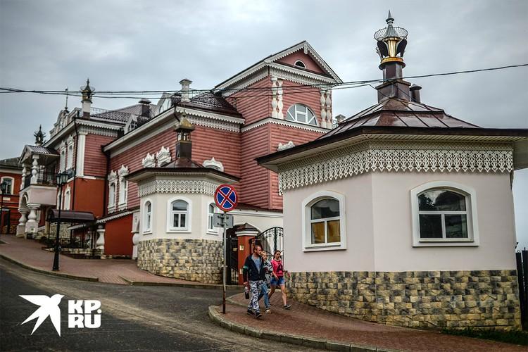 Город Мышкин притягивает туристов со всей страны.