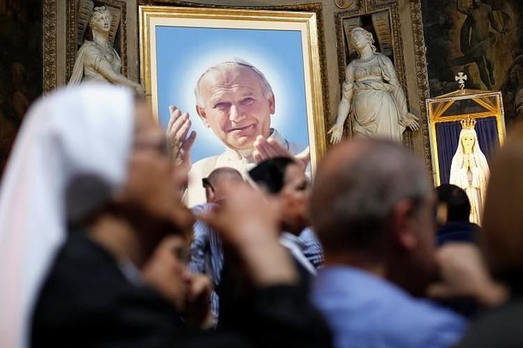 Иоанн Павел II пользовался громадным авторитетом в мире