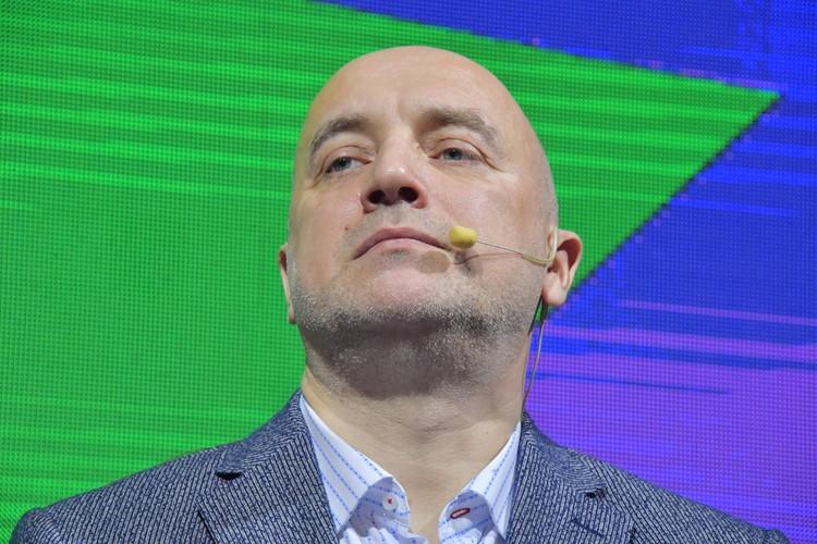 Лидера движения «За правду» Захар Прилепин.