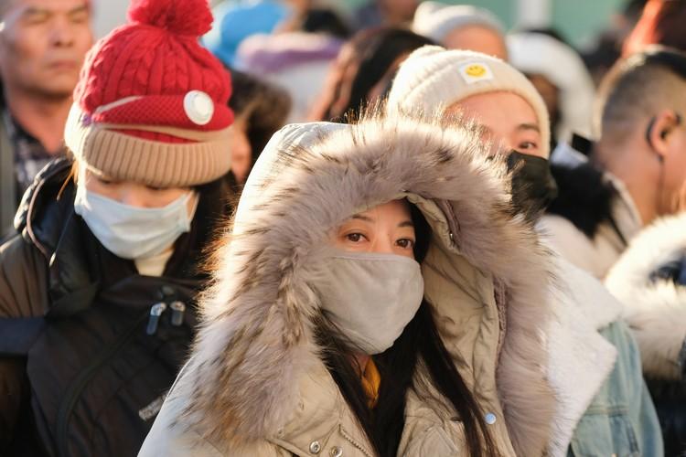 Гости из Поднебесной активнее всего скупают медицинские маски в аптеках на Васильевском острове. Партия из 500 штук расходится за несколько часов.
