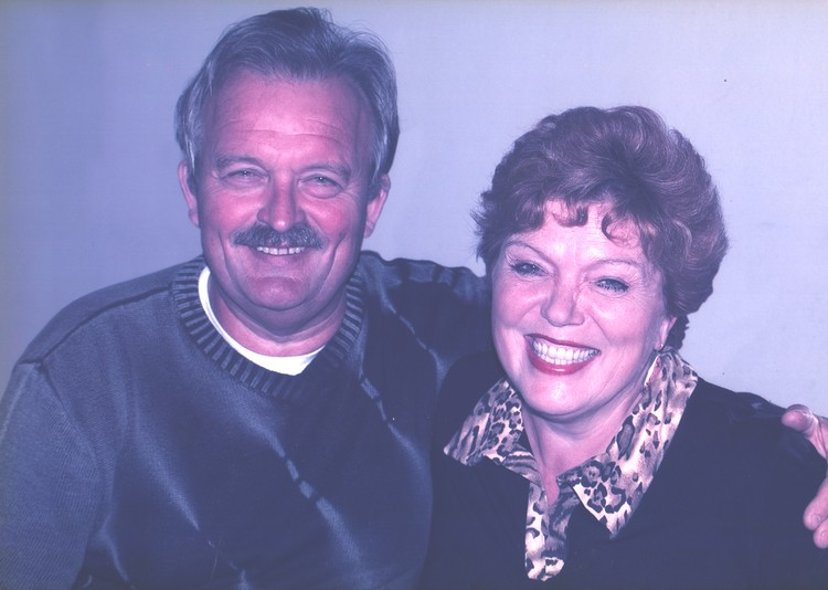 Константин Юченков и Ирина Андрианова прожили вместе 45 лет. Фото: из архива Ирины Андриановой