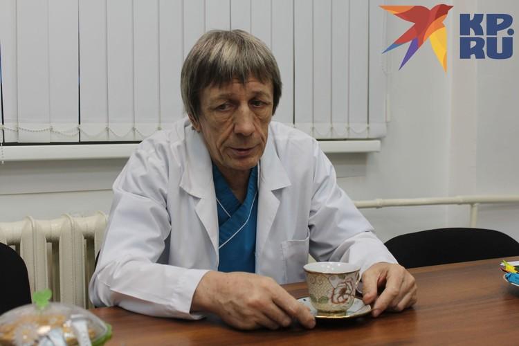 Александр Леляк вспоминает, как работал в одной из лабораторий «Вектора».