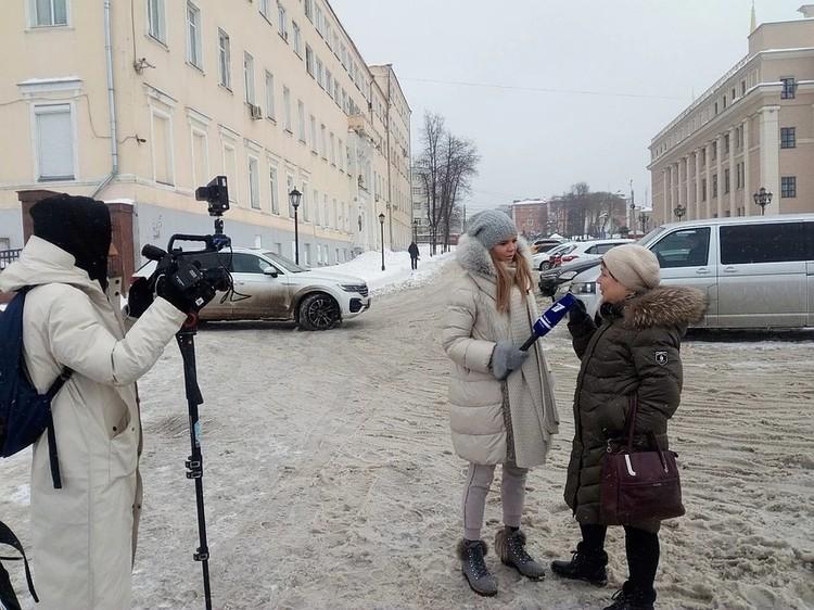 Фото: Фестиваль «Всемирный день пельменя» в Ижевске.