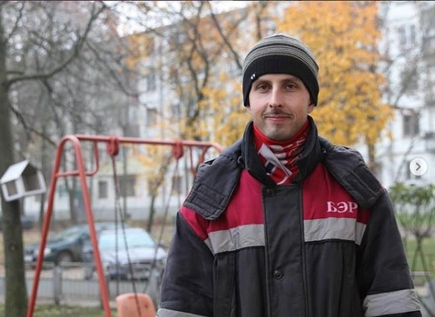 Денис Юрков узнал о праве на трудовую пенсию случайно и только спустя 11 лет работы. Фото: instagram.com/denik113.
