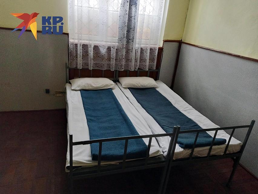 Тут Чаушеску провели последнюю ночь перед казнью Фото: Дарья АСЛАМОВА