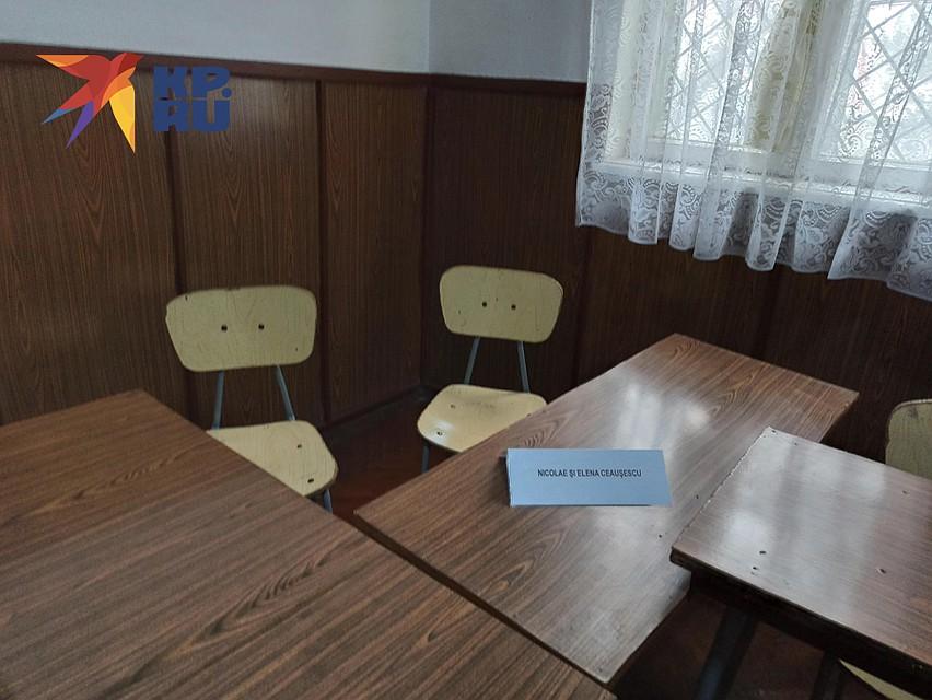 Места для обвиняемых на суде Фото: Дарья АСЛАМОВА
