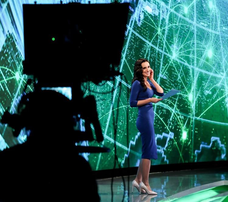 Меньше всего платят телеведущим утренних шоу и новостных программ. Фото: Михаил Терещенко/ТАСС