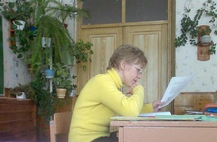 Марина Михайловна преподавала в школе историю и обществоведение. Фото: vk.com