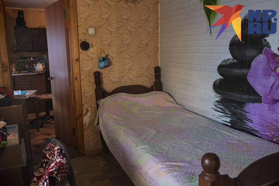 Комната, где будет размещен преемник. Фото: Алена МАРТЫНОВА