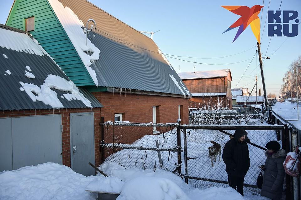 Дом, который отойдет наследнику. Фото: Алена МАРТЫНОВА