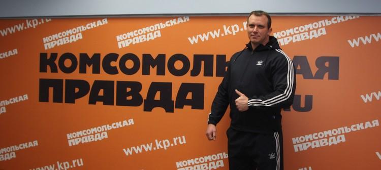 Александр Мазовка занял третье место по итогам читательского голосования