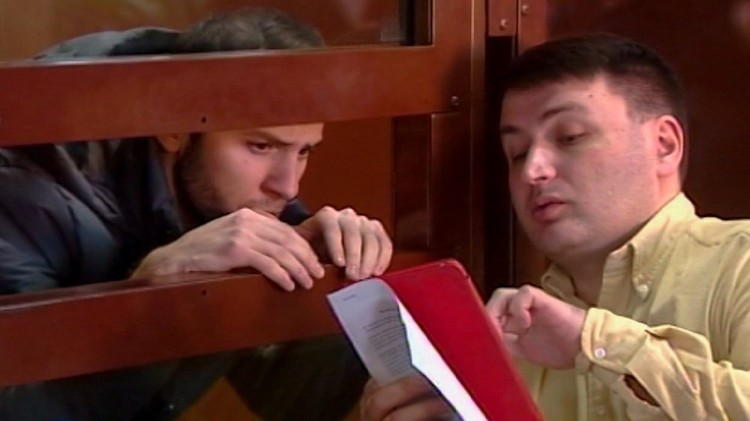 "Черемушкинский суд отправил под арест на месяц блогера Кароматулло Джаборова. Фото: АГН ""Москва"""