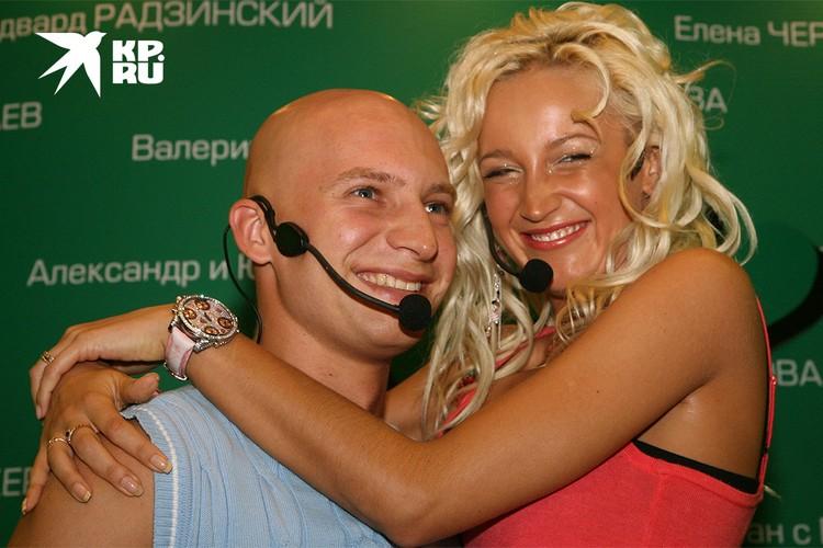 Роман Третьяков и Ольга Бузова.