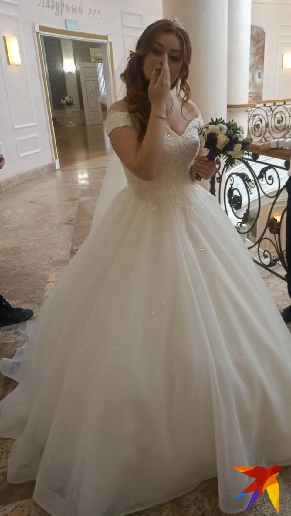 Света осталась без свадьбы прямо в загсе Фото: Ирина Ромашкина