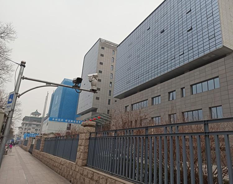Госпиталь Xiehe – крупнейший в Пекине.