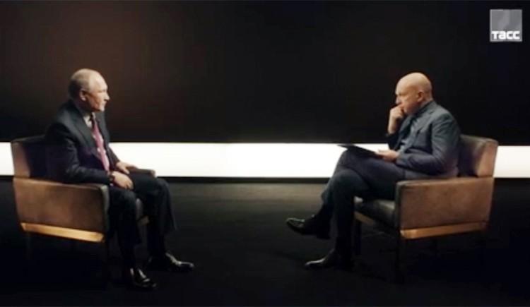 Владимир Путин в интервью ТАСС рассказал о первых итогах работы над национальными проектами