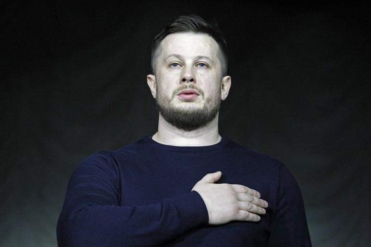 Создатель неонацистского полка «Азов» Андрей Билецкий.