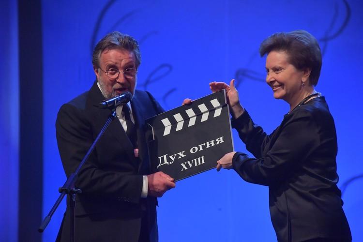 В этом году фестиваль открыл Леонид Ярмольник и губернатор Югры Наталья Комарова.