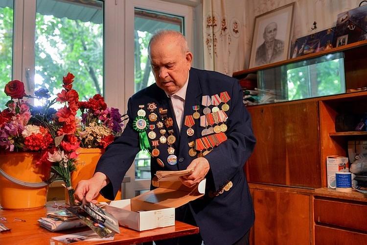 Степан Степанович у себя дома, май 2018 года