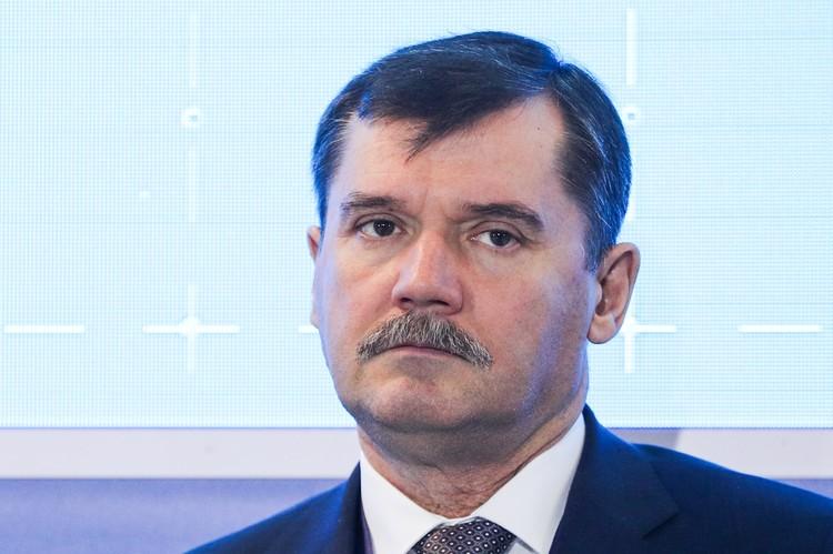 Руководитель Федерального агентства воздушного транспорта Александр Нерадько. Фото: Михаил Терещенко/ТАСС