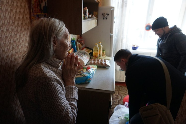 Холодильник Валентины Андреевны был абсолютно пуст.
