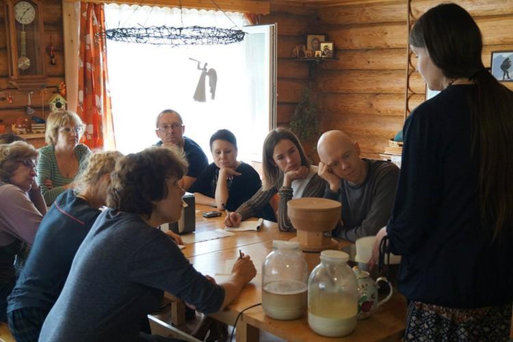 Учиться хлебопечению к Ольге приезжают со всей России. Фото предоставлено Ольгой Лазукиной
