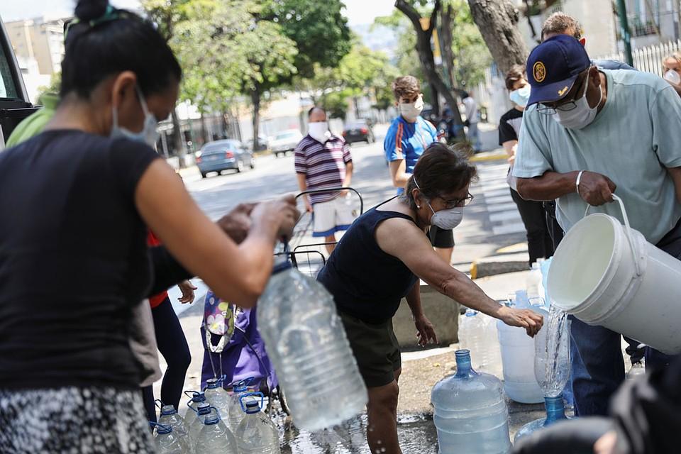 Эпидемическая ситуация в Латинской Америке не столь критична по сравнению с Европой. Фото: REUTERS