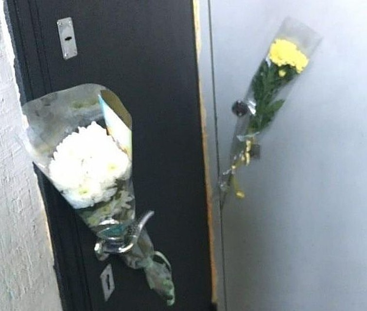 Неожиданный сюрприз ждал жильцов Фрунзе, 73. Фото: artem.news.plus