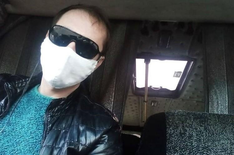 Водитель маршрутки из Улан-Удэ возит врачей бесплатно, и даже не просит у них документы. Фото: соцсети