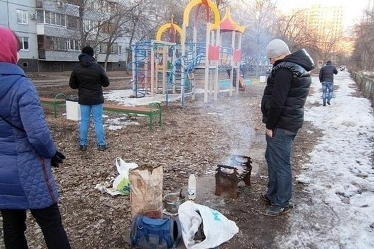 Карантин не помеха. Фото: Инцидент Миасс, vk.com