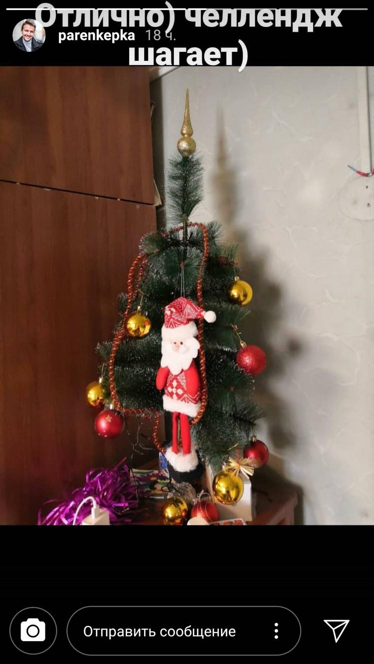 На праздничный поступок тюменца вдохновил телеведущий Владимир Познер.