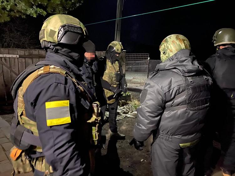Сотрудники СОБР задержали стрелка после долгих переговоров