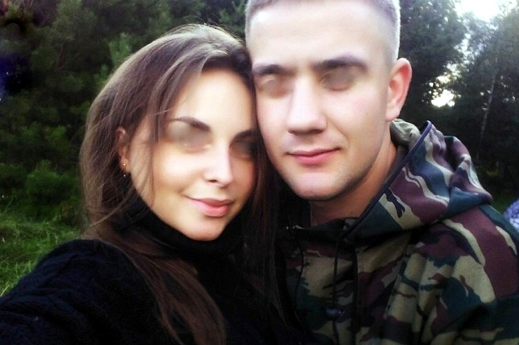 Среди погибших были молодожены Кристина и Евгений. 22 и 24 лет от роду. Фото: соцсети.